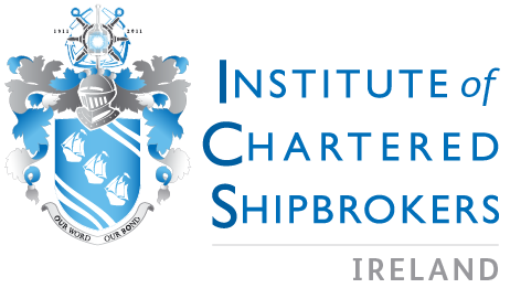 Institute of Chartered Shipbrokers Retina Logo